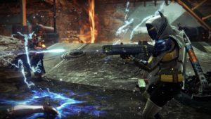 Destiny Rise of Iron Crucible PVP